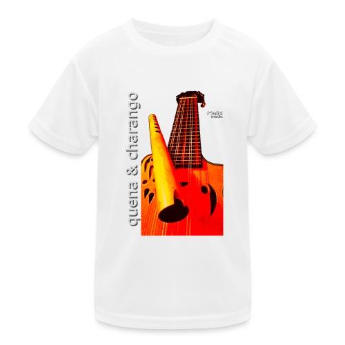 Quena & Charango I bis - Kids Functional T-Shirt