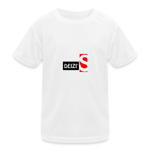 deizis Large Slim - Lasten tekninen t-paita