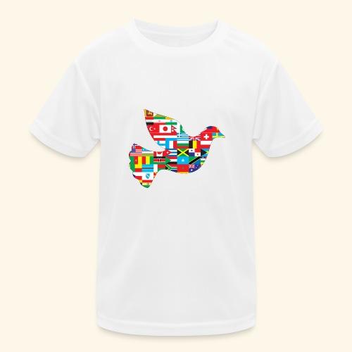 countrys t-shirt - Camiseta funcional para niños