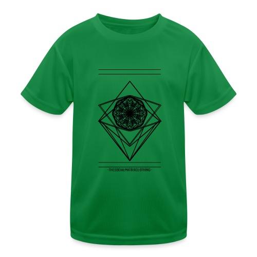 VISION - Functioneel T-shirt voor kinderen