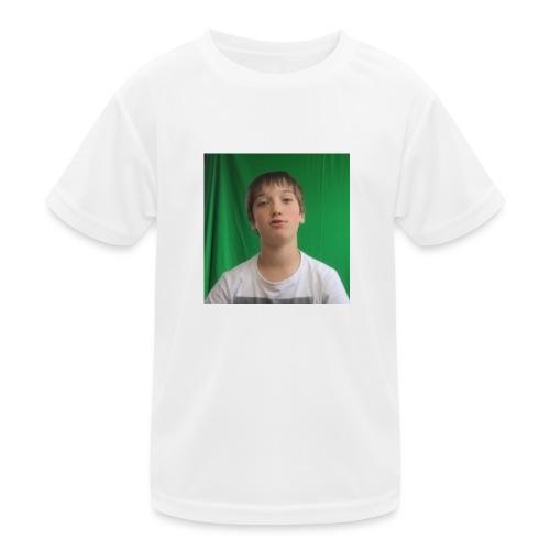 Game4you - Functioneel T-shirt voor kinderen