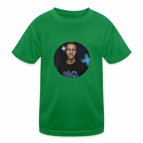 Design blala - Functioneel T-shirt voor kinderen