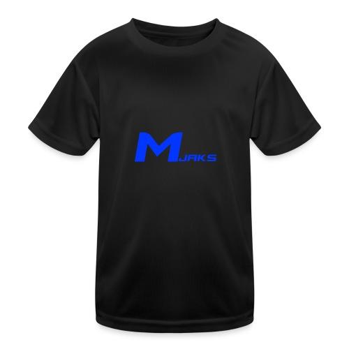 Mjaks 2017 - Functioneel T-shirt voor kinderen