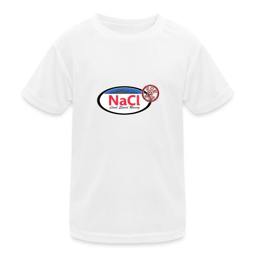 Logo NaCl - T-shirt sport Enfant