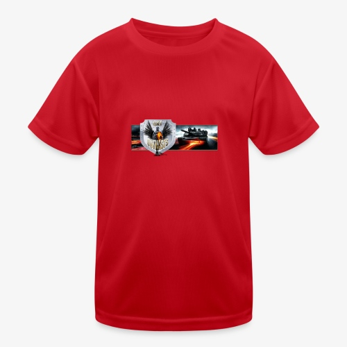 outkastbanner png - Kids Functional T-Shirt