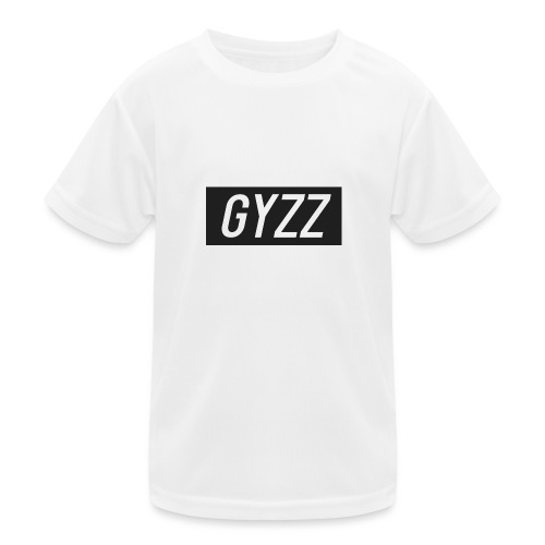 Gyzz - Funktionsshirt til børn