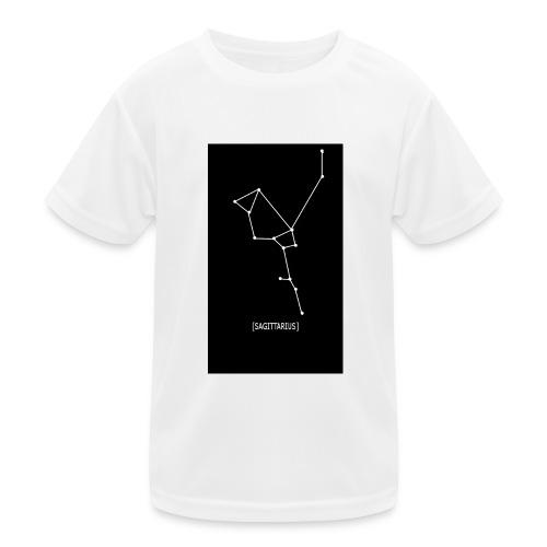 SAGITTARIUS EDIT - Kids Functional T-Shirt