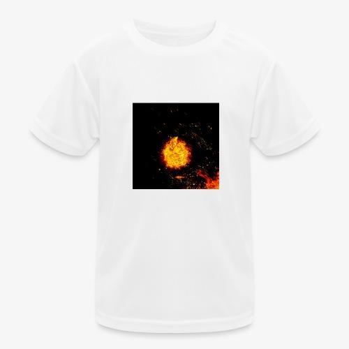 FIRE BEAST - Functioneel T-shirt voor kinderen