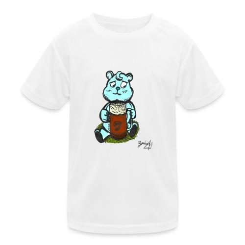 Ours Triste AngelerasCorp - T-shirt sport Enfant