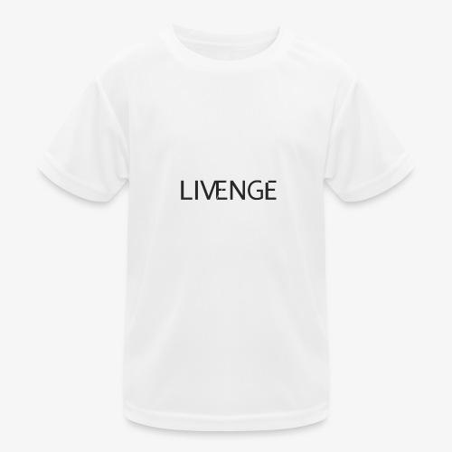 Livenge - Functioneel T-shirt voor kinderen