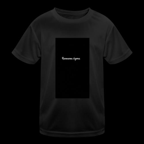 Body design Ranounou dezma - T-shirt sport Enfant