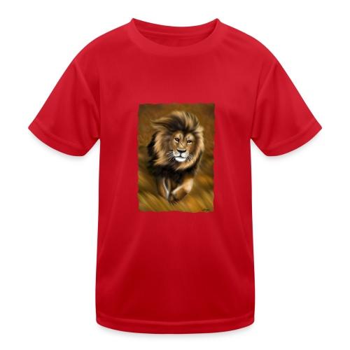 Il vento della savana - Maglietta sportiva per bambini