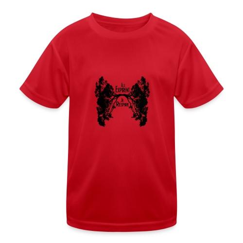 Oxygène - T-shirt sport Enfant
