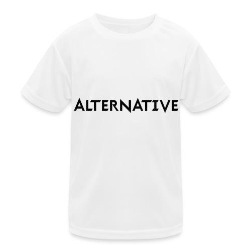 Im Hoodie White - Funkcjonalna koszulka dziecięca