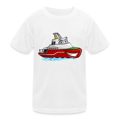 Boaty McBoatface - Kids Functional T-Shirt