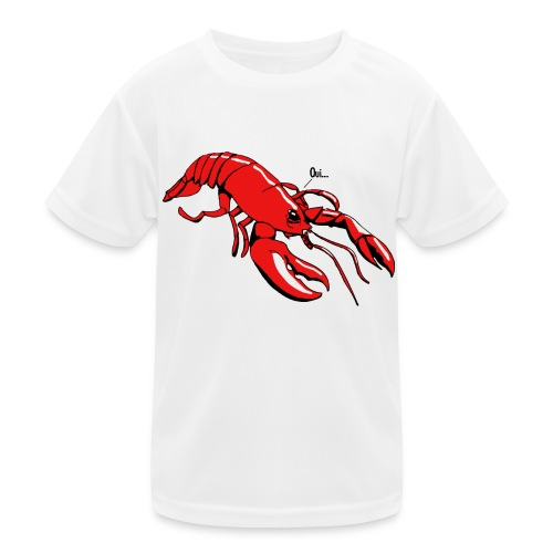 Lobster - Kids Functional T-Shirt