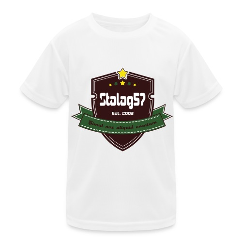logo - T-shirt sport Enfant