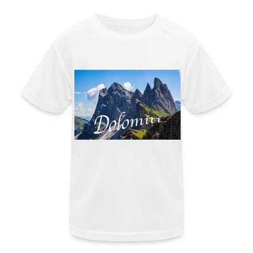 Dolomiti - Kinder Funktions-T-Shirt