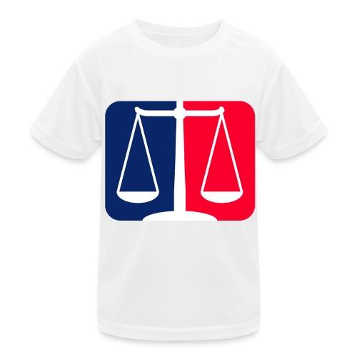 Logo2 - Kinder Funktions-T-Shirt