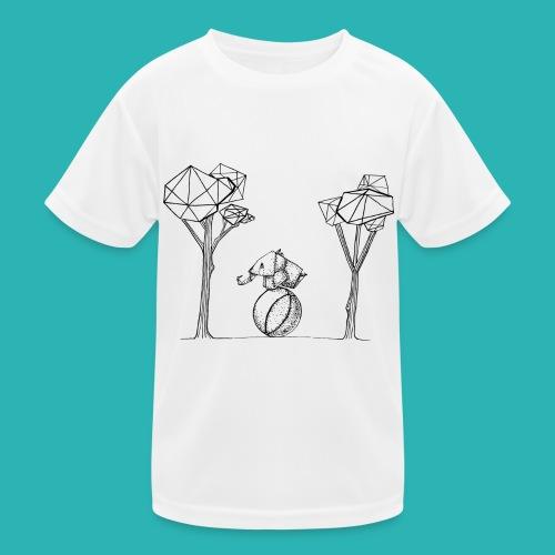 Rotolare_o_capitombolare-01-png - Maglietta sportiva per bambini