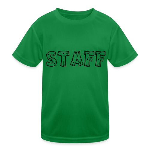 STAFF - Maglietta sportiva per bambini
