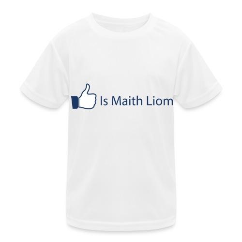 like nobg - Kids Functional T-Shirt