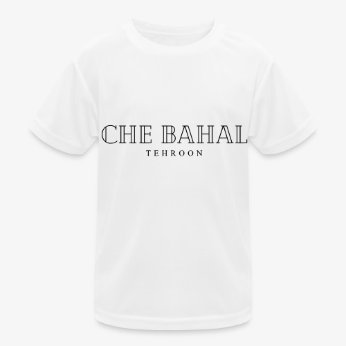 CHE BAHAL - Kinder Funktions-T-Shirt