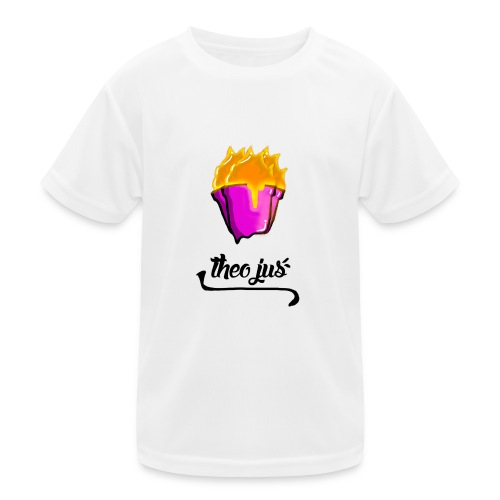 LAVA CONE/TheoJus - T-shirt sport Enfant