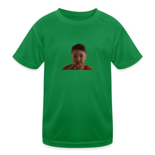 WIN 20170901 115015 burned 1 - Functioneel T-shirt voor kinderen