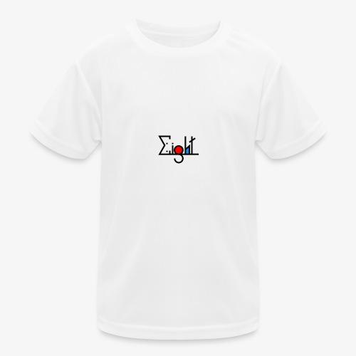 EIGHT LOGO - T-shirt sport Enfant
