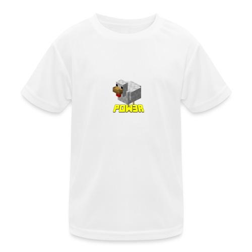 POw3r Baby - Maglietta sportiva per bambini