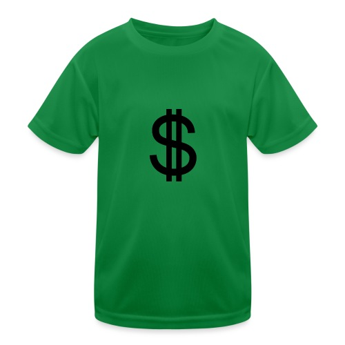 Dollar - Camiseta funcional para niños