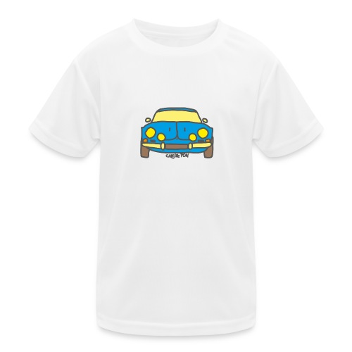 Voiture ancienne mythique française - T-shirt sport Enfant