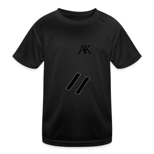 design tee - Functioneel T-shirt voor kinderen