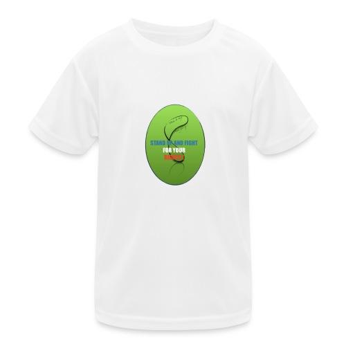 unnamed_opt-png - T-shirt sport Enfant