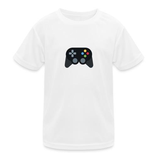 Spil Til Dig Controller Kollektionen - Funktionsshirt til børn