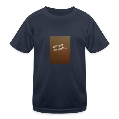 Nineb nb dani Zockt Mohamedmd - Kinder Funktions-T-Shirt