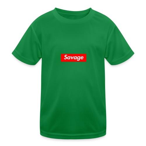 Clothing - Kids Functional T-Shirt
