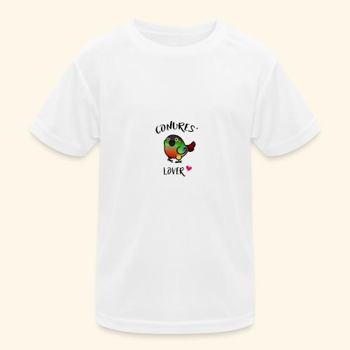Conures' Lover: opaline - T-shirt sport Enfant