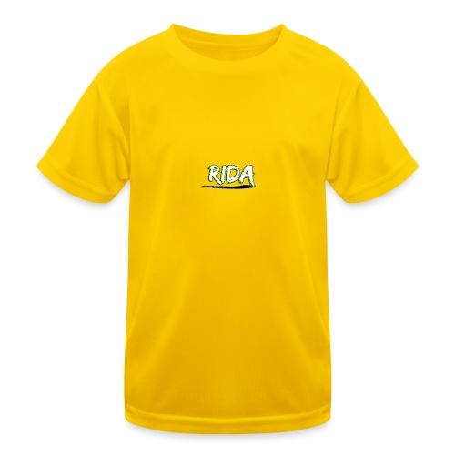 Rida Limited Edition T-Shirt! - Functioneel T-shirt voor kinderen