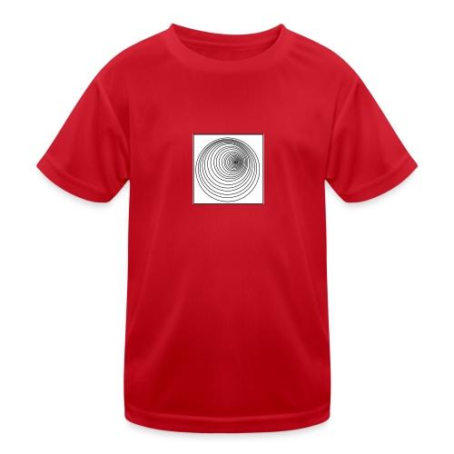 Fond - T-shirt sport Enfant
