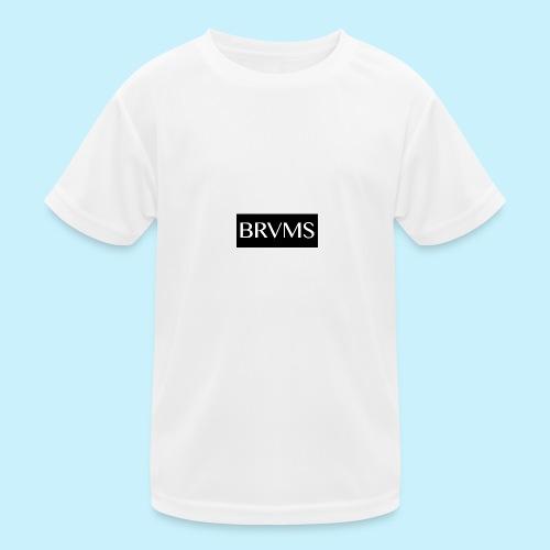 BRVMS - T-shirt sport Enfant
