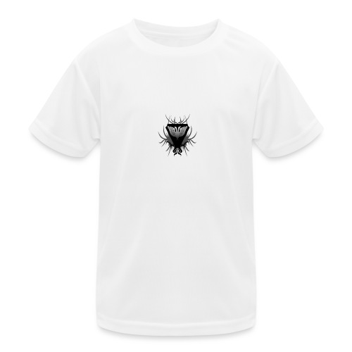 Unsafe_Gaming - Functioneel T-shirt voor kinderen