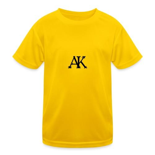 Brand logo - Functioneel T-shirt voor kinderen