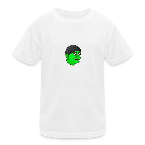 JAMPPAMUMMO LIMITED EDITION - Lasten tekninen t-paita