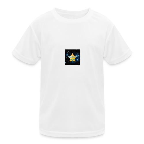 Logo Janvier-Juin 2017 de StarStudio LeLive ! - T-shirt sport Enfant