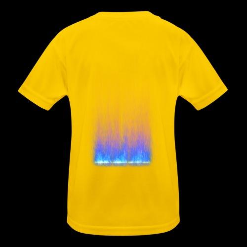 SONNIT BLUE TRANSFORM, RESURECTION - Kids Functional T-Shirt