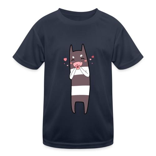 Donut Monster - Kids Functional T-Shirt