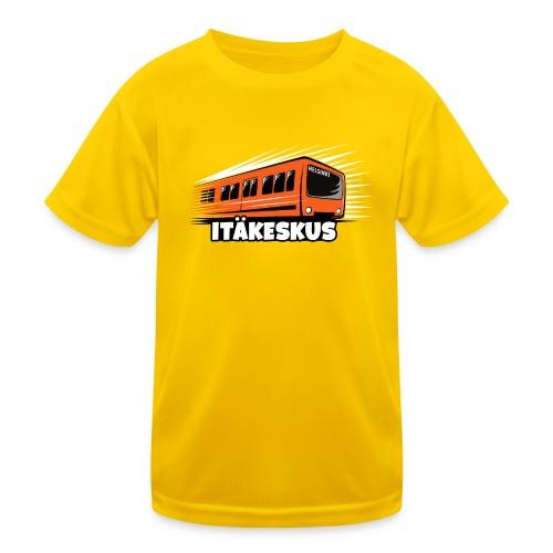 METRO ITÄKESKUS, T-Shirts +150 Products Webshop - Lasten tekninen t-paita