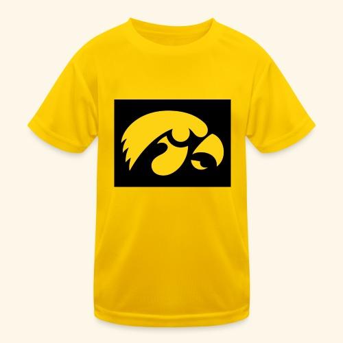 YellowHawk shirt - Functioneel T-shirt voor kinderen